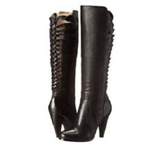 Frye Mikaela Twisted Tall